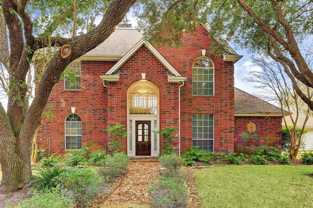 19539 Indian Hawthorn Drive, Houston, TX 77094 (MLS #25505162) :: The Heyl Group at Keller Williams