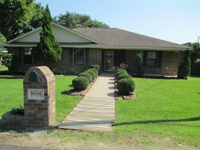 8006 Neville Avenue, Hitchcock, TX 77563 (MLS #2550783) :: The Bly Team