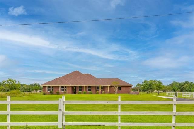 7141 Avenue P, Santa Fe, TX 77517 (MLS #25512750) :: The Property Guys