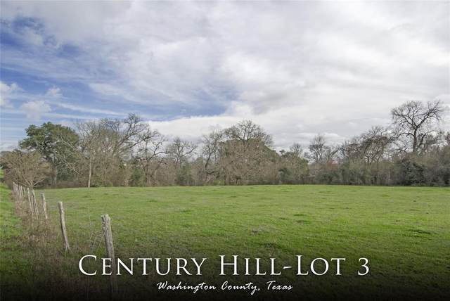 Lot 3 Ike Lane, Brenham, TX 77833 (MLS #25512996) :: The Andrea Curran Team powered by Compass