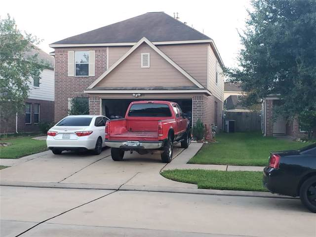18211 Echo Mar Lane, Houston, TX 77084 (MLS #25515495) :: Texas Home Shop Realty