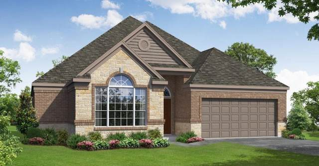 3408 Hickory Leaf Court, Conroe, TX 77301 (MLS #25517947) :: The Bly Team
