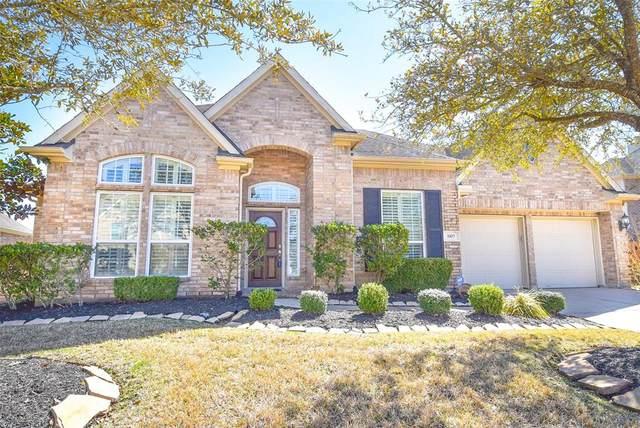 3307 Sequoia Lake Trail, Pearland, TX 77581 (MLS #25520683) :: Ellison Real Estate Team
