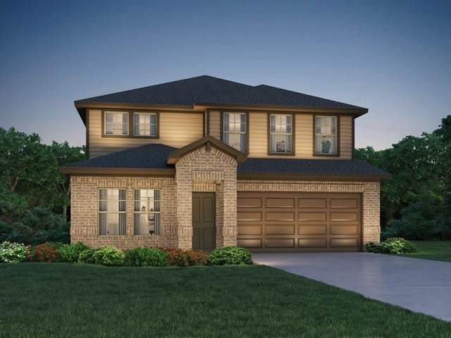 1728 Allendale Bluff Lane, Pearland, TX 77089 (MLS #25525280) :: The Home Branch