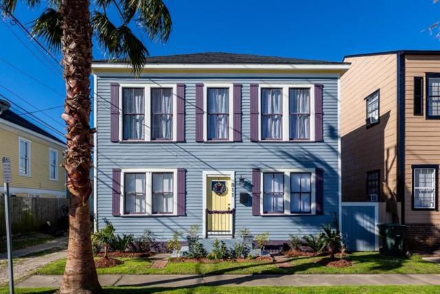 811 10th Street, Galveston, TX 77550 (MLS #25528105) :: Texas Home Shop Realty