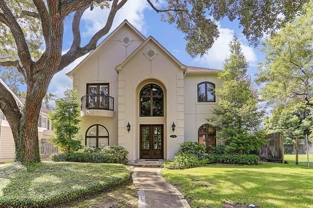 3724 Wroxton Road, Houston, TX 77005 (MLS #25528681) :: Green Residential