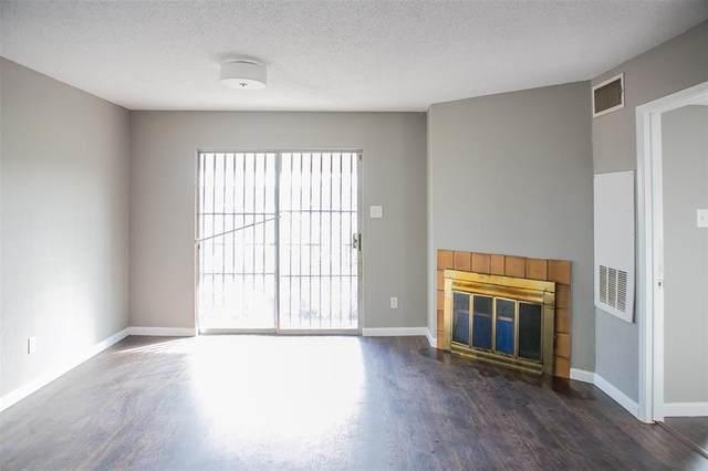 10001 Westpark Drive #76, Houston, TX 77042 (MLS #25530996) :: Homemax Properties
