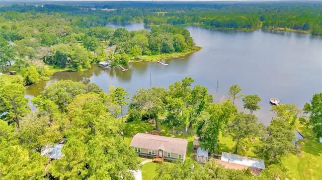 27 Big Lake Circle, Huntsville, TX 77320 (MLS #25531029) :: Guevara Backman