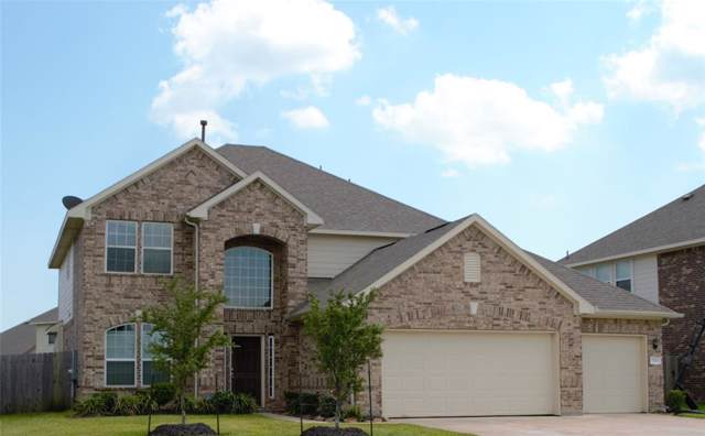 2863 Ginger Cove Lane, Dickinson, TX 77539 (MLS #25538862) :: JL Realty Team at Coldwell Banker, United