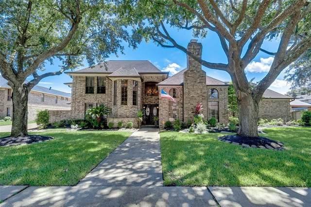 6826 Cedar Point Drive, Pasadena, TX 77505 (MLS #25539531) :: The SOLD by George Team