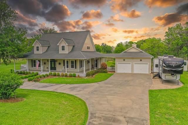 107 County Road 461A, Brazoria, TX 77422 (MLS #25539769) :: Texas Home Shop Realty