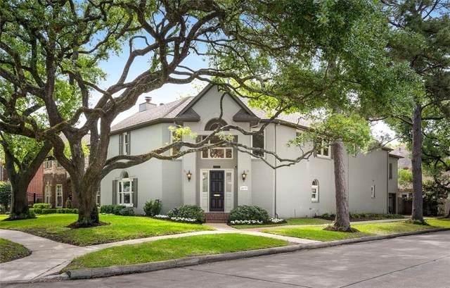 4039 Riley Street, West University Place, TX 77005 (MLS #25550669) :: Caskey Realty