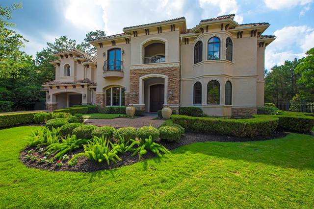 34 N Palmiera Circle, The Woodlands, TX 77382 (MLS #25553343) :: The Home Branch