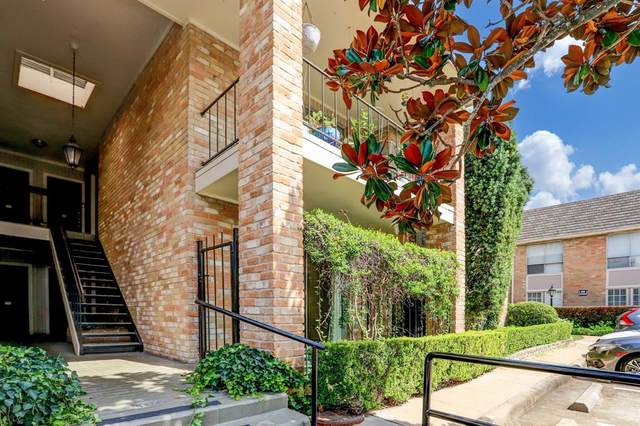 2230 S Piney Point Road #101, Houston, TX 77063 (MLS #25557317) :: All Cities USA Realty