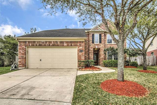 6223 Southcott Court, Katy, TX 77450 (MLS #25558053) :: The SOLD by George Team