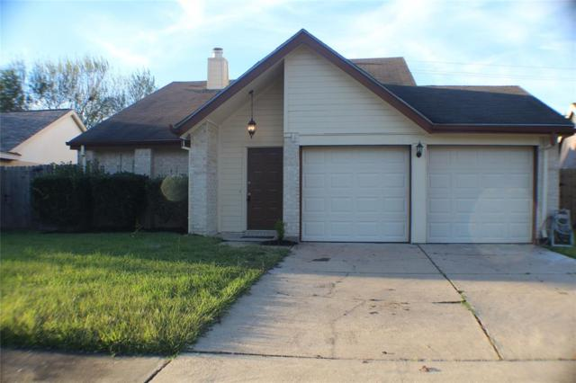 1454 Hunters Park Dr Drive, Missouri City, TX 77489 (MLS #25581639) :: Team Sansone