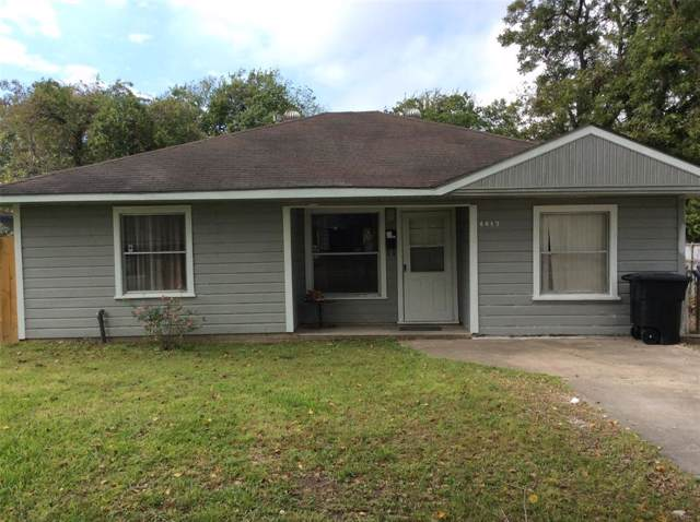 4617 Englewood Street, Houston, TX 77026 (MLS #25587110) :: The SOLD by George Team