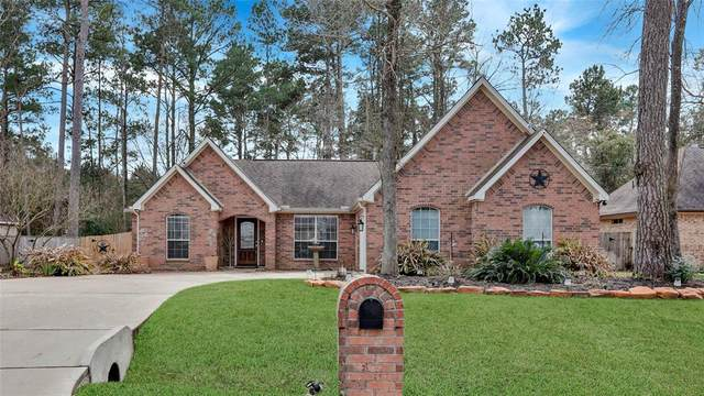 646 Spring Forest Drive, Conroe, TX 77302 (MLS #25600745) :: The SOLD by George Team
