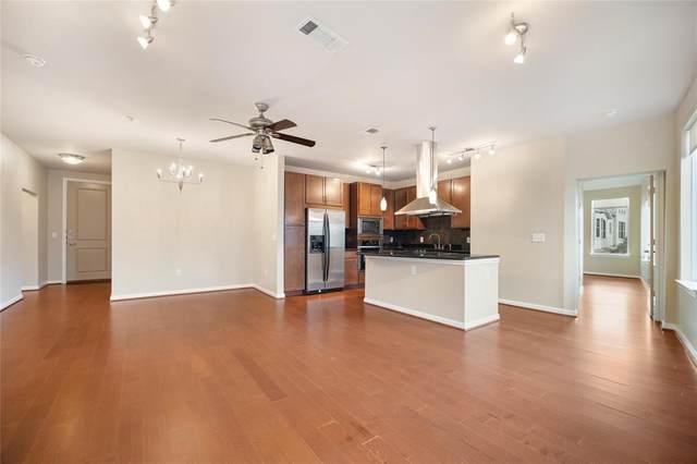 505 Jackson Hill Street #210, Houston, TX 77007 (MLS #25601962) :: Caskey Realty