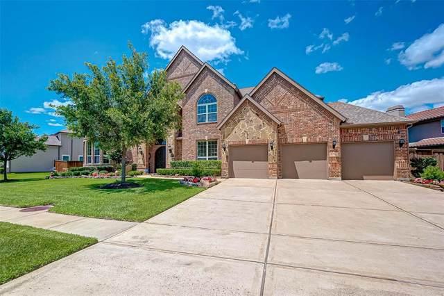 2203 Granite Brook Lane, Katy, TX 77494 (MLS #25605744) :: Guevara Backman