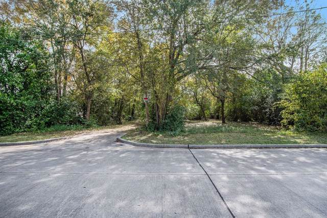 00 Mechanic Road, Tomball, TX 77375 (MLS #25614941) :: Giorgi Real Estate Group