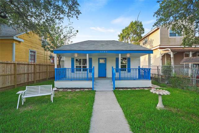 3705 Avenue O 1/2, Galveston, TX 77550 (MLS #25624601) :: Green Residential