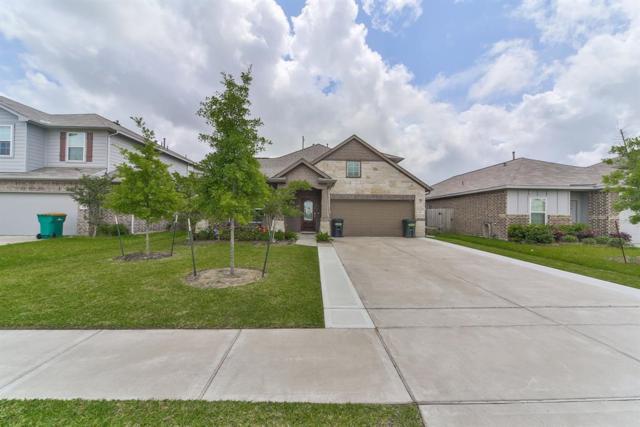 4614 Crescent Lake Circle, Baytown, TX 77521 (MLS #25636607) :: Texas Home Shop Realty