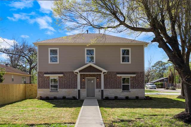 6639 Hoffman Street, Houston, TX 77028 (MLS #25636683) :: Guevara Backman
