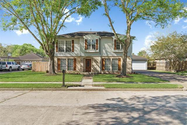 910 Bolton Drive, Missouri City, TX 77489 (MLS #25643166) :: The Home Branch