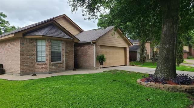 12606 Pine Bush Drive, Houston, TX 77070 (MLS #25644292) :: The SOLD by George Team