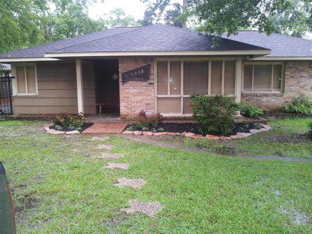 9303 Campbell Road, Houston, TX 77080 (MLS #25651517) :: Texas Home Shop Realty