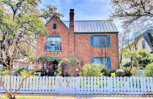 413 W Main Street, Brenham, TX 77833 (MLS #25656135) :: Ellison Real Estate Team
