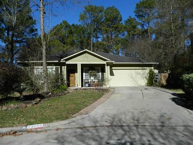 22046 Woodmoss Court, Porter, TX 77365 (MLS #25656268) :: Christy Buck Team
