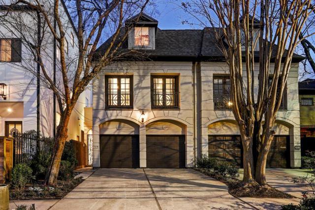 2105 Brun Street, Houston, TX 77019 (MLS #25665919) :: Texas Home Shop Realty