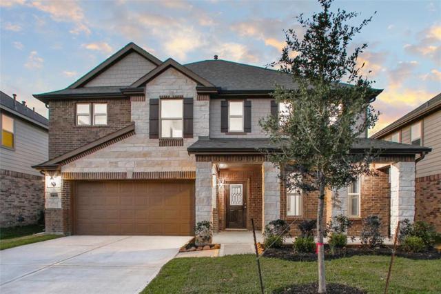 14111 Harmony Ridge Trail, Pearland, TX 77584 (MLS #25671826) :: Magnolia Realty