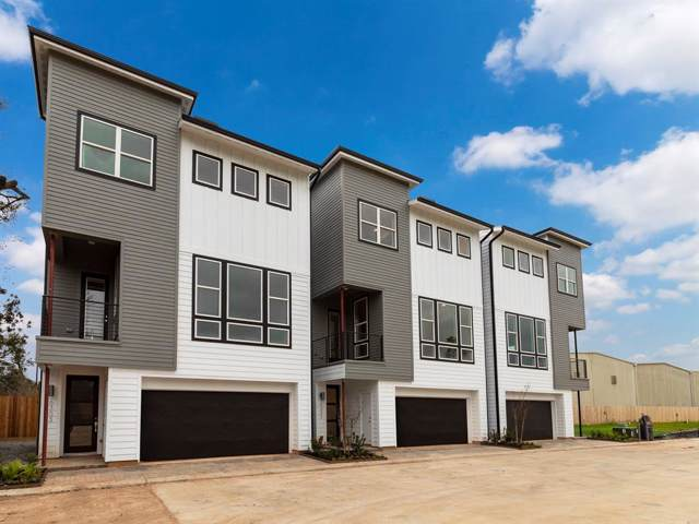 6327 Timbergrove Gardens Lane, Houston, TX 77008 (MLS #25674818) :: The Jill Smith Team