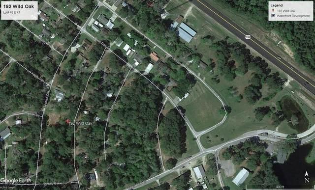 192 Wild Oak, Onalaska, TX 77360 (MLS #25676077) :: Caskey Realty