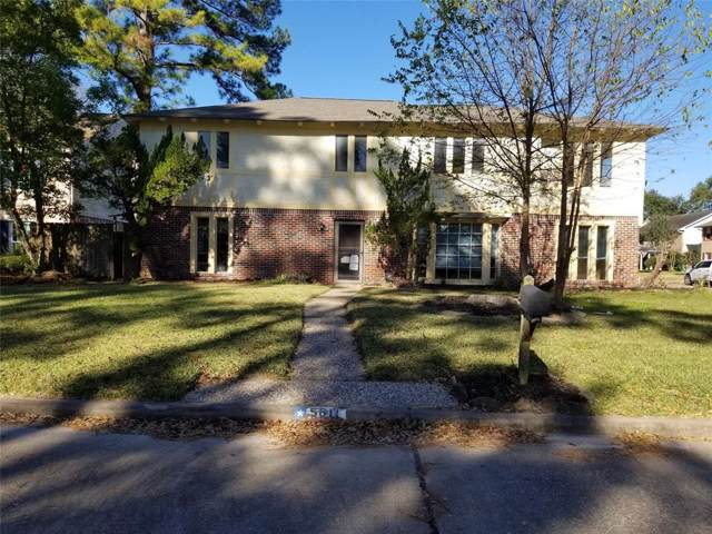 5611 Goettee Circle, Houston, TX 77091 (MLS #25678208) :: Texas Home Shop Realty