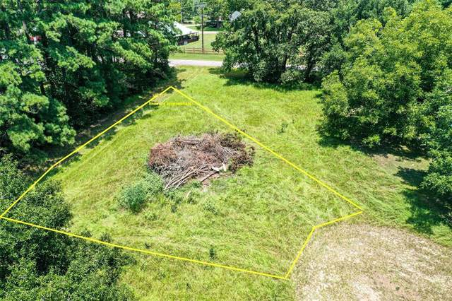 Lot 54 Dogwood Avenue, Huntsville, TX 77340 (MLS #25691382) :: The Andrea Curran Team powered by Compass