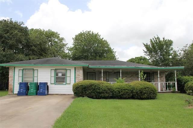 242 Schley Street, Richwood, TX 77531 (MLS #25691919) :: The Bly Team