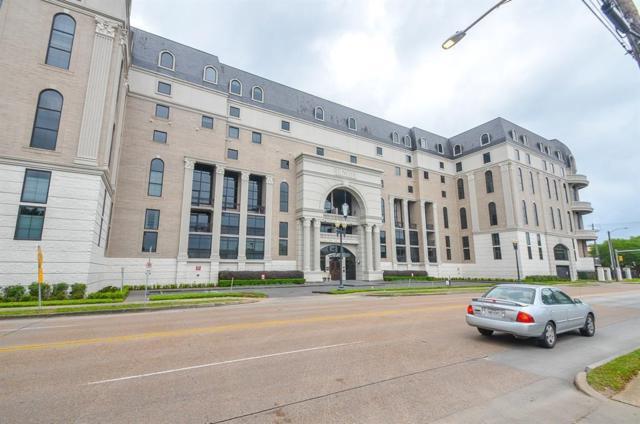 1005 S Shepherd Drive #213, Houston, TX 77019 (MLS #25708650) :: Fairwater Westmont Real Estate