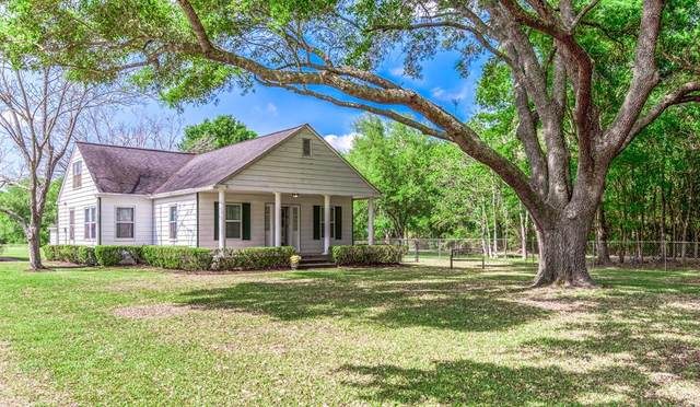 1687 County Road 99, Alvin, TX 77511 (MLS #25712414) :: Phyllis Foster Real Estate