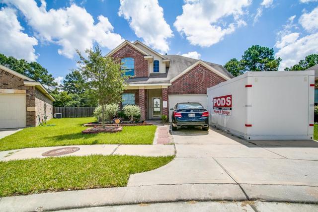 2558 Montana Blue Drive, Spring, TX 77373 (MLS #25716643) :: Red Door Realty & Associates