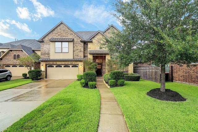 5811 Creek Crossing Court, Missouri City, TX 77459 (MLS #25723462) :: Green Residential