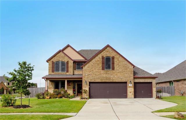 318 Blossom Terrace Lane, Rosenberg, TX 77469 (MLS #25733752) :: Team Sansone