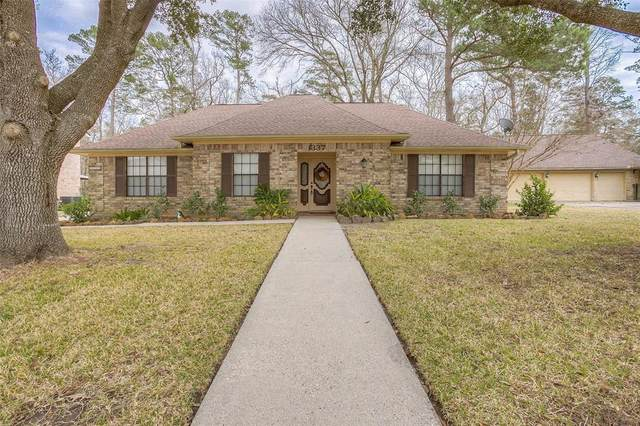 1337 Green Briar Drive, Huntsville, TX 77340 (MLS #25735092) :: Ellison Real Estate Team