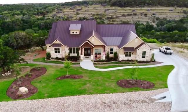 1543 Via Principale, New Braunfels, TX 78132 (MLS #25736332) :: The Jill Smith Team