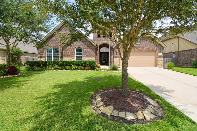 5814 Green Meadows Lane, Katy, TX 77493 (MLS #25739911) :: All Cities USA Realty