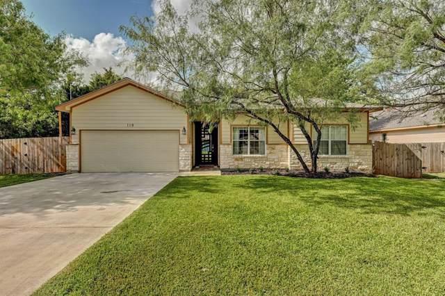 119 W Pauwela Lane, Bastrop, TX 78602 (MLS #25749072) :: TEXdot Realtors, Inc.