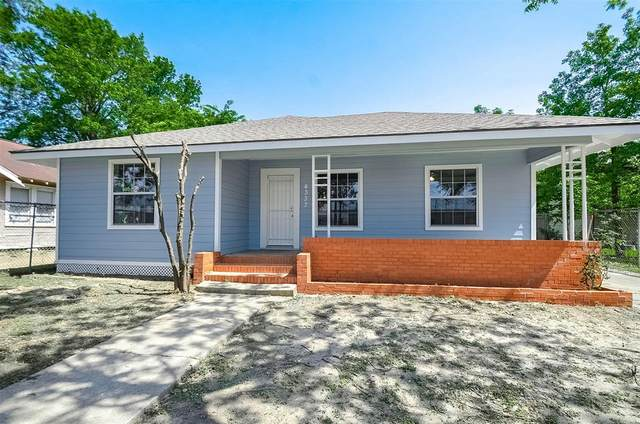 4337 Harby Street, Houston, TX 77023 (MLS #25756234) :: All Cities USA Realty